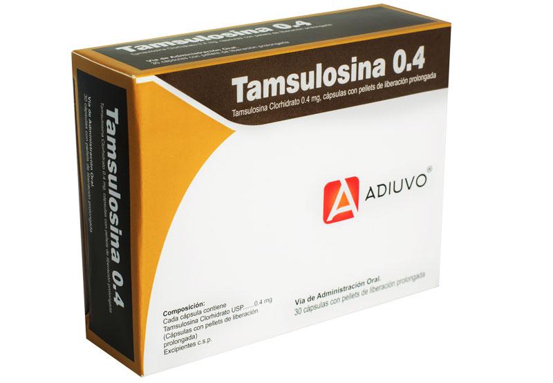 disfunción eréctil clorhidrato de tamsulosina